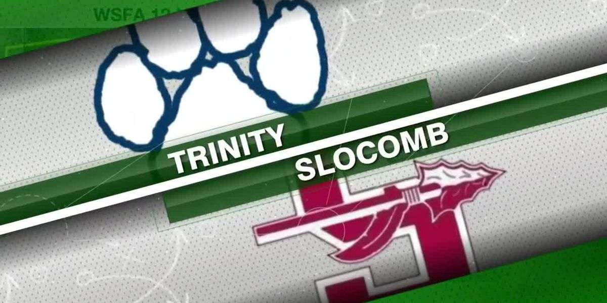 Second round of playoffs: Trinity vs. Slocomb