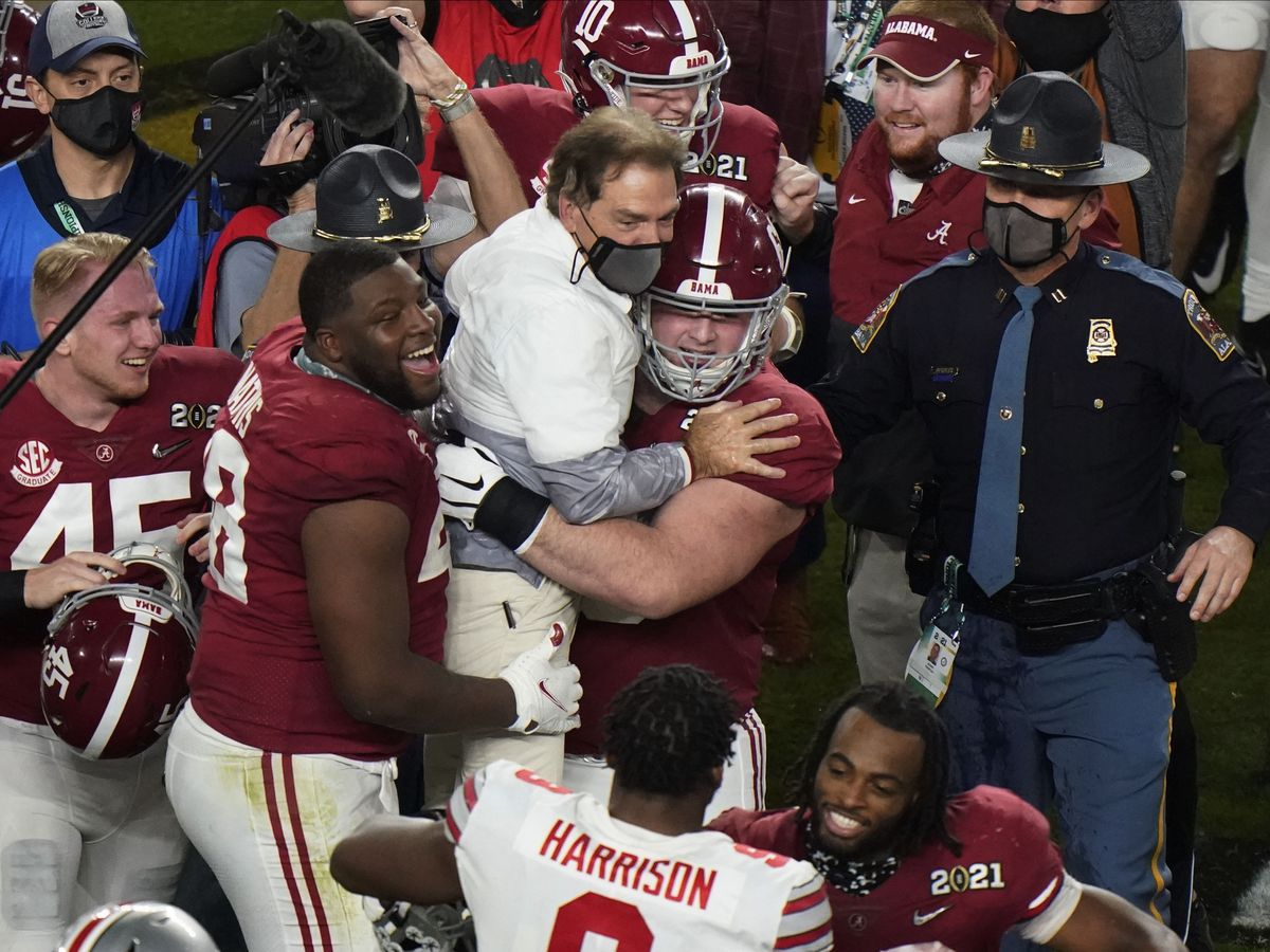 Alabama reflects on historic season