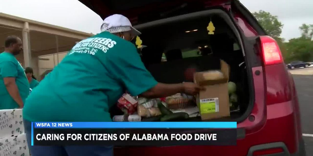 Mobile food drive feeds families ahead of Easter Sunday