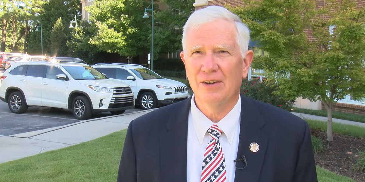 Rep. Brooks says Huntsville may not get Space Command HQ