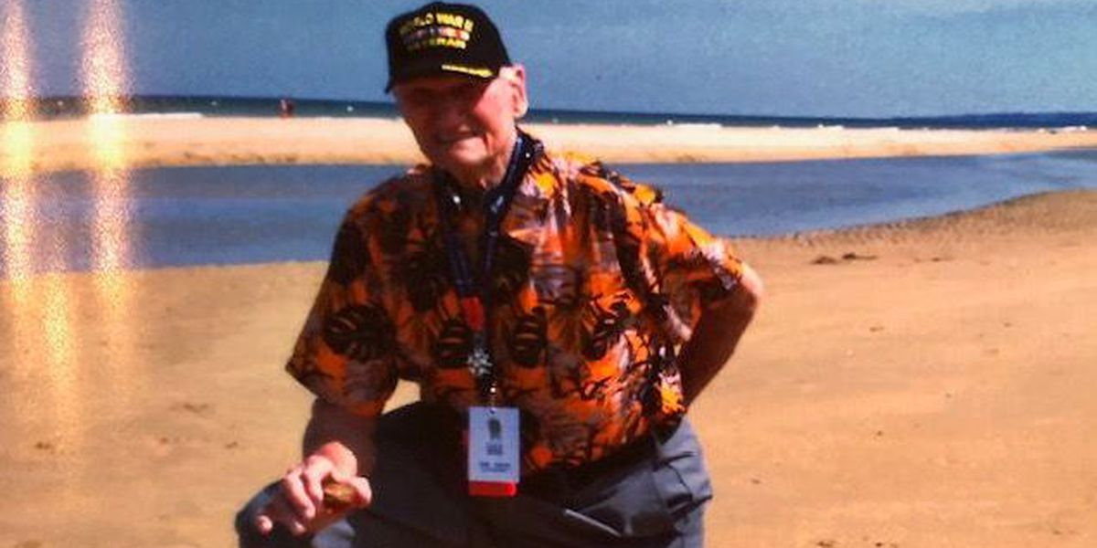 Millbrook World War II veteran returns to Omaha Beach 75 years later