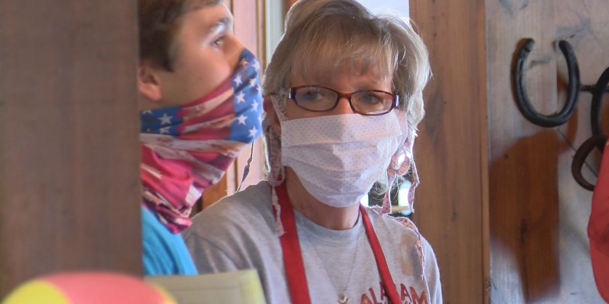 Alabamians react to statewide mask mandate lifting