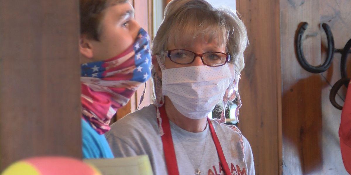 Alabamians react to statewide mask mandate lifting