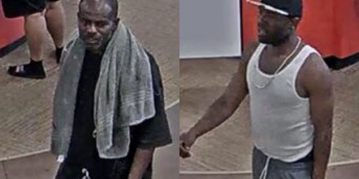 Identities, location of suspects wanted in connection to March theft investigation