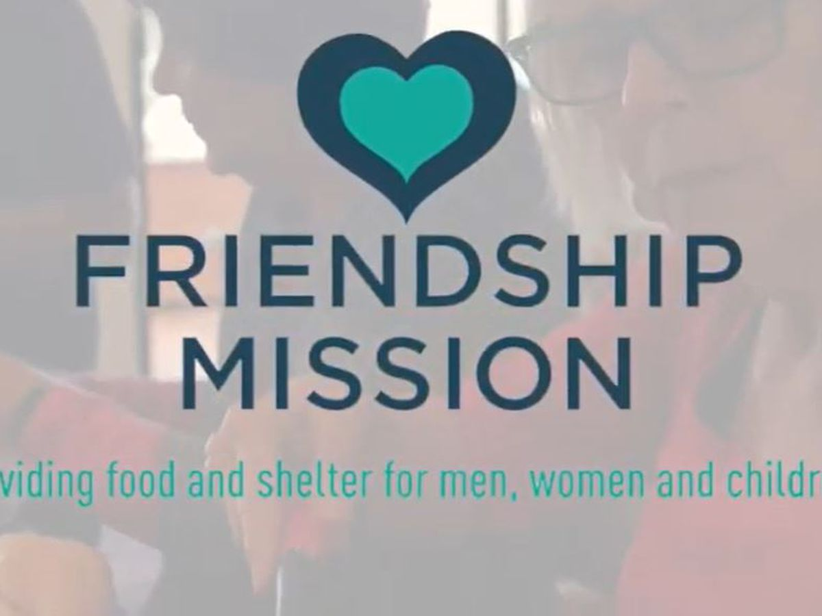 Restaurants to raise money for Friendship Mission during Hunger and Homelessness Awareness Week