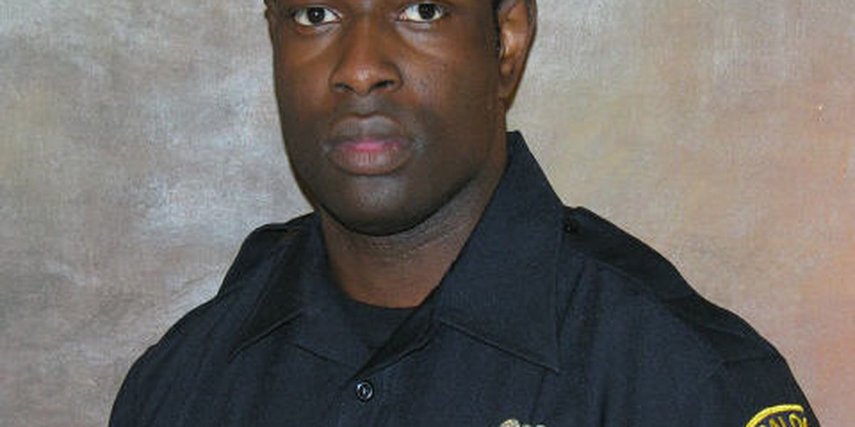 Fallen Tuscaloosa police officer remembered by his former chief
