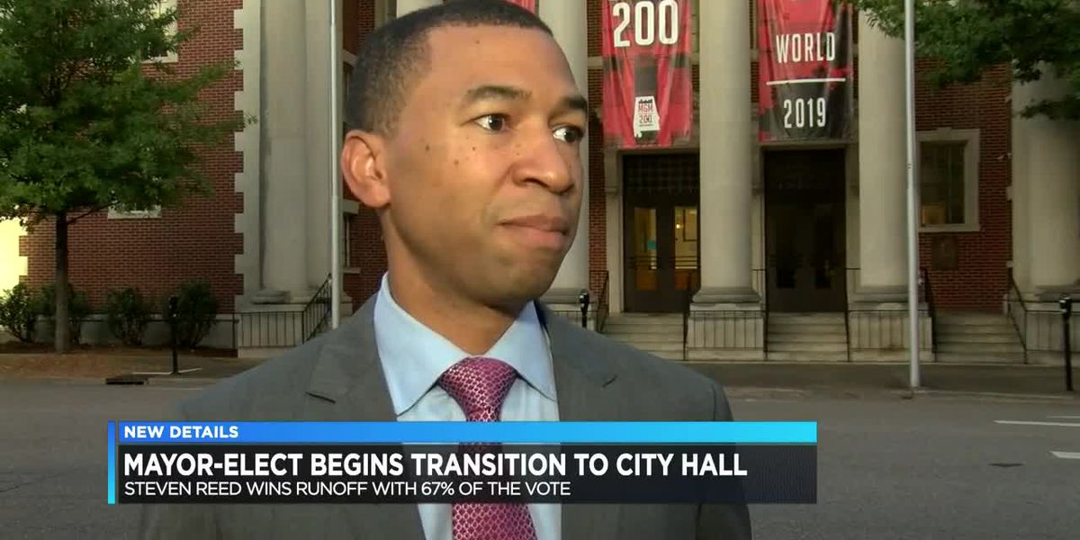 Mayor-elect begins transition to city hall