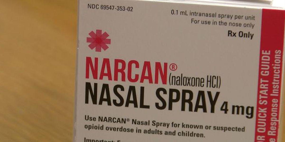 Dothan Police training officers on anti-overdose drug, Narcan