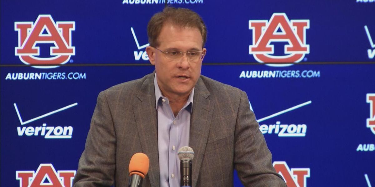 Malzahn to compete in coach's charity golf tournament