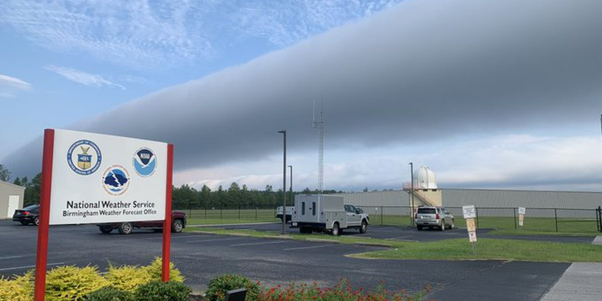 What in the world was that cloud spotted in Alabama on Tuesday?