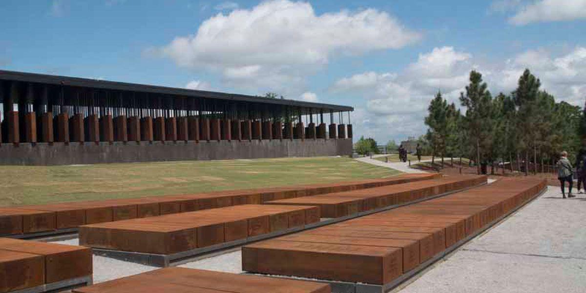 SLIDESHOW: Inside the new lynching memorial, museum