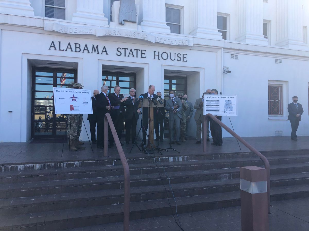Legislation pushes to protect, expand military bases in Alabama
