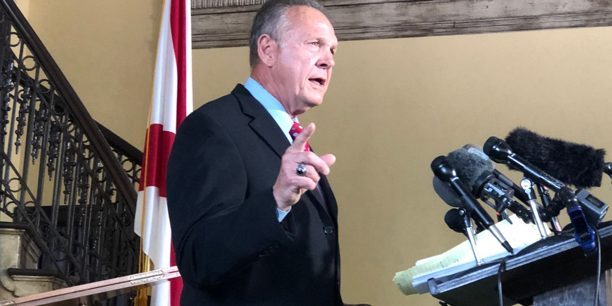 Roy Moore tells Minn. congresswoman she 'should go back to Somalia'