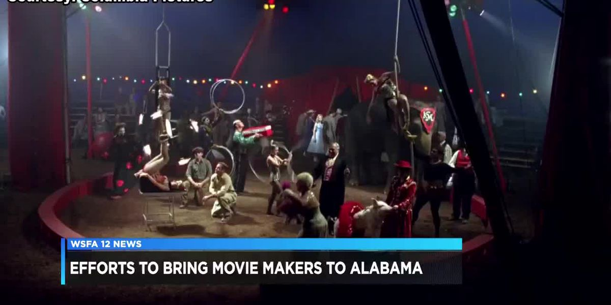 State wants more movies filmed in AL