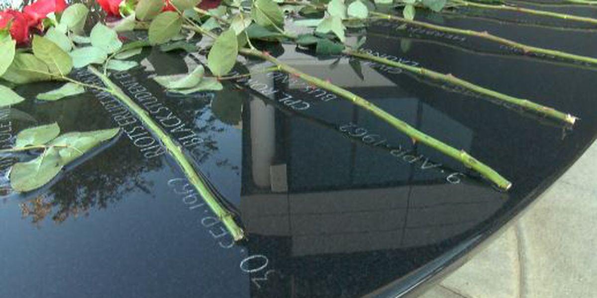 30th anniversary commemoration for civil rights memorial