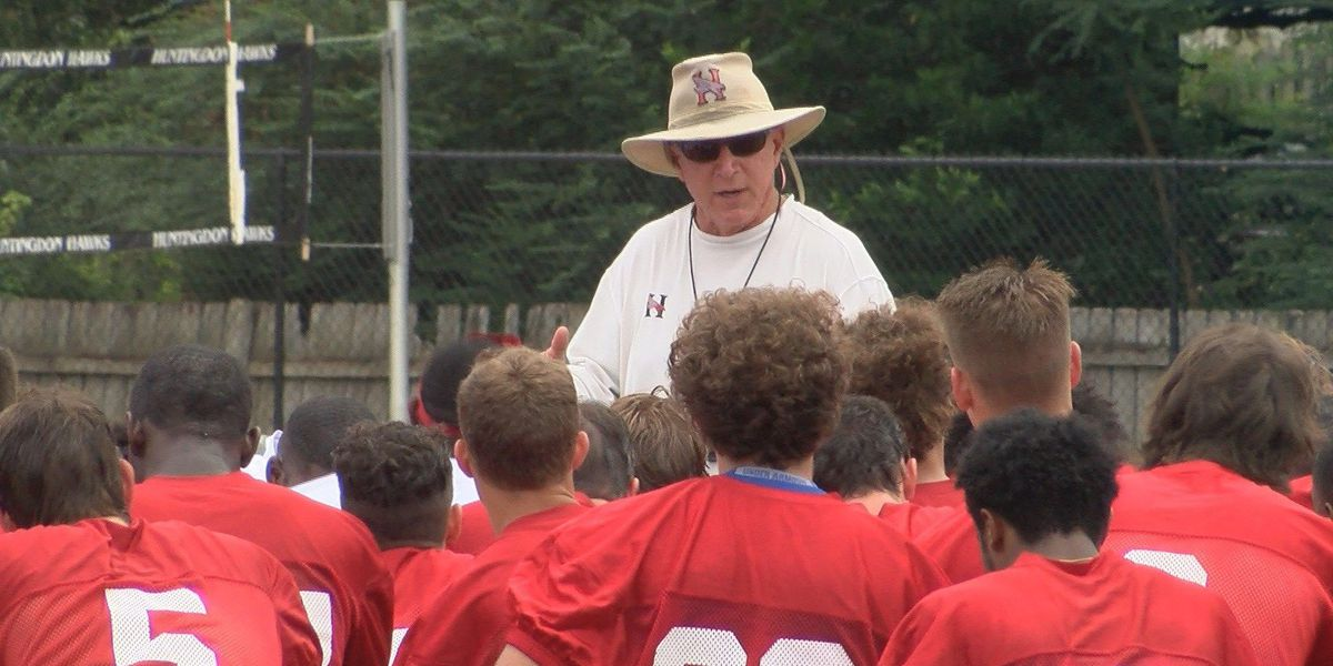 Huntingdon opens fall camp with high expectations