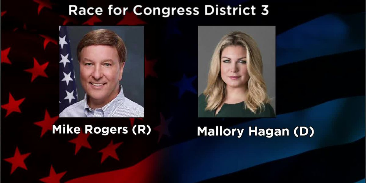 Rogers wins re-election to Congress; Hagan takes aim at Democratic party