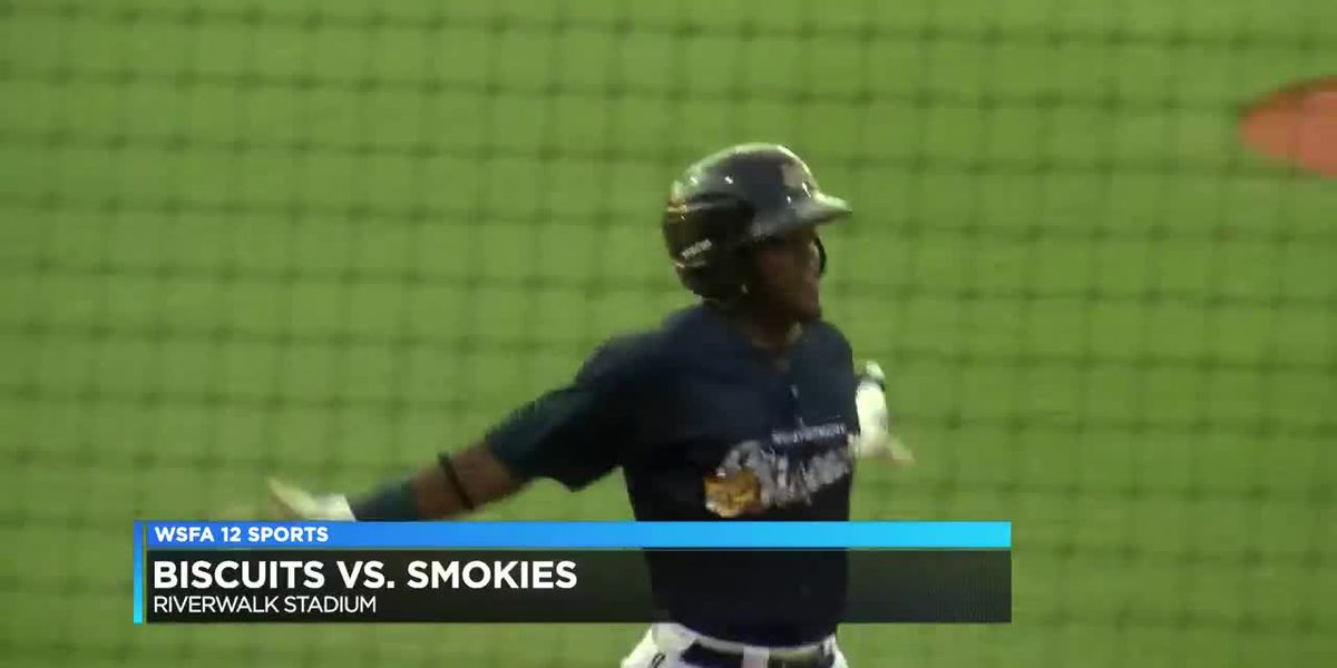Biscuits blank Smokies on Fourth of July