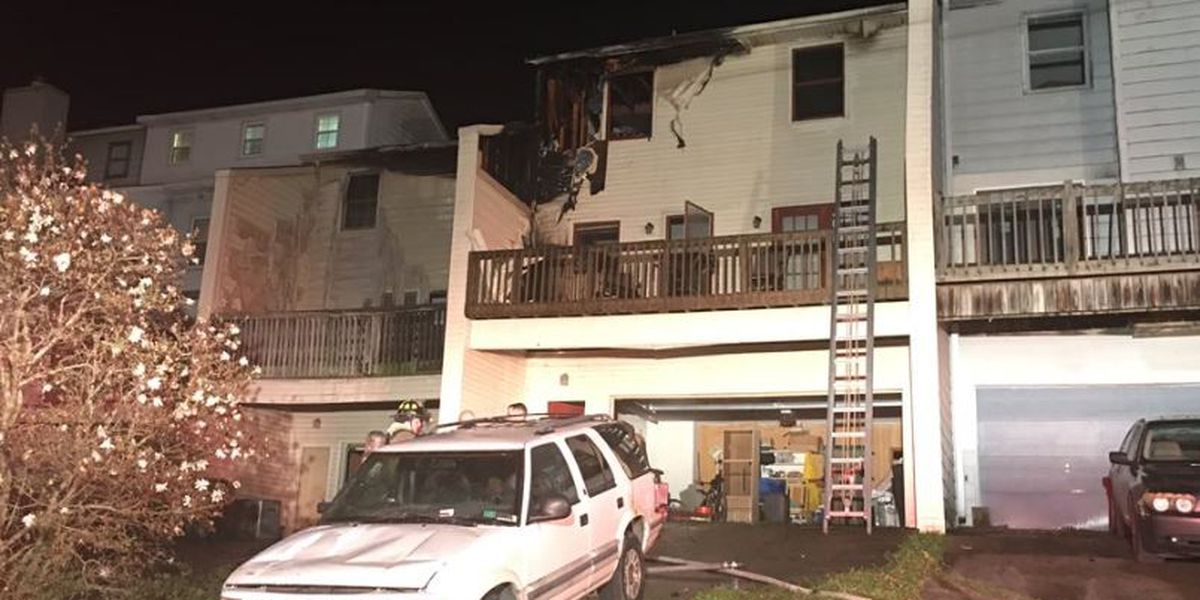 Apartments damaged, condos evacuated in Friday night fire in Huntsville