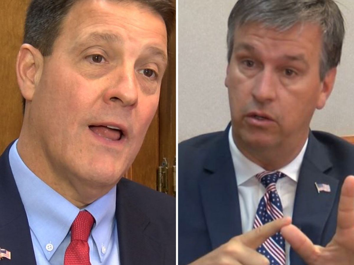 District 2 GOP runoff candidates face off in debate at 6 p.m.