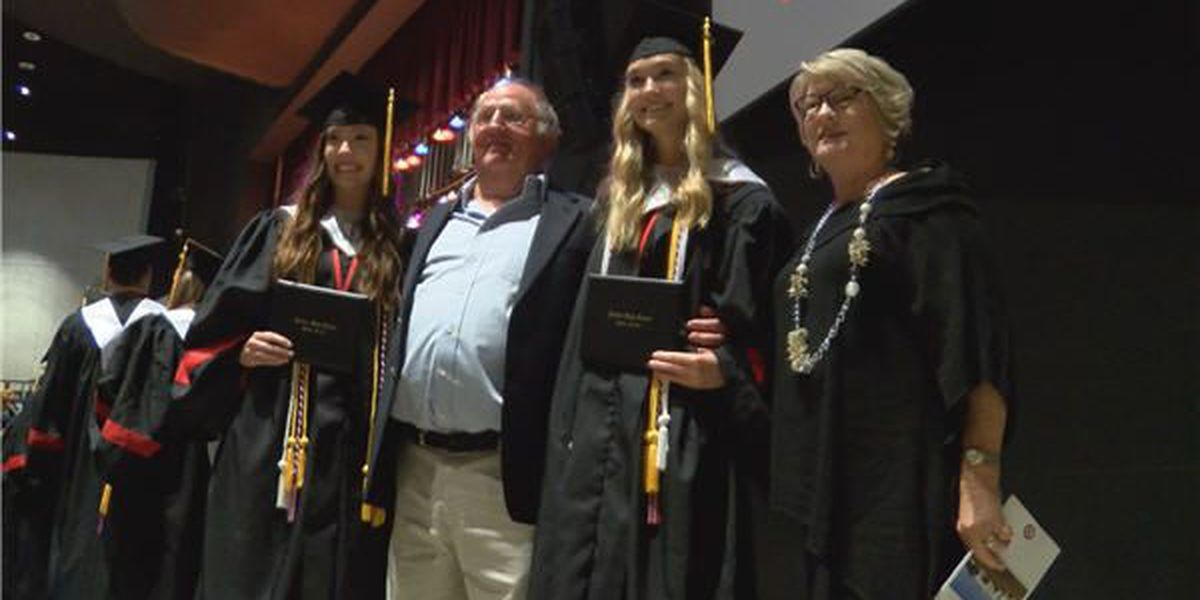 Dothan twins graduate as Co-Valedictorians