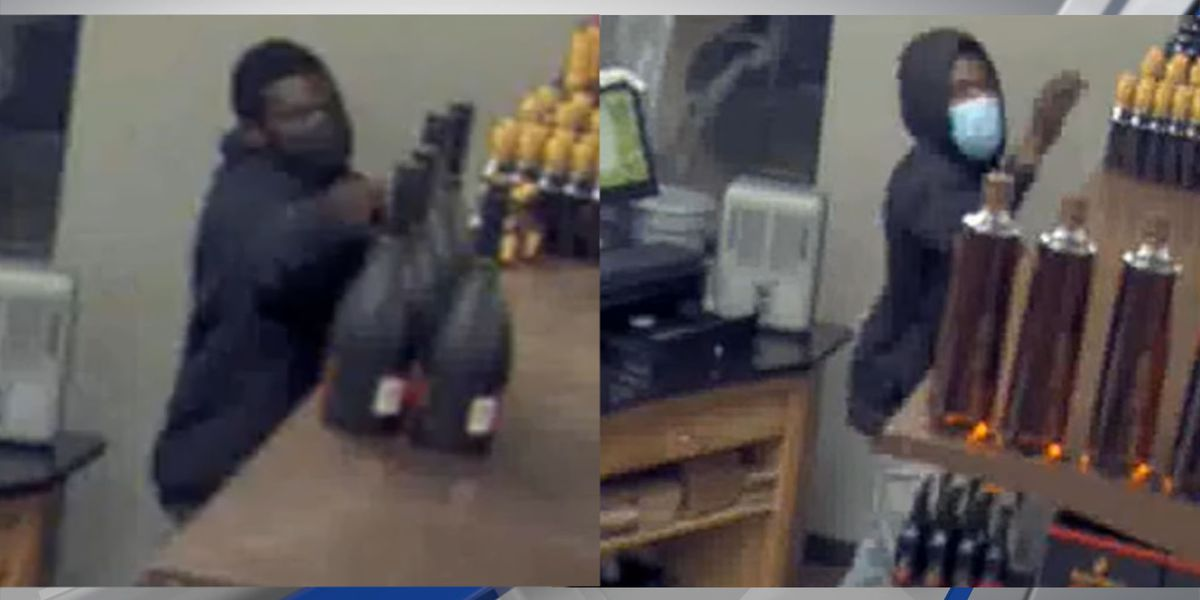 2 sought for separate burglaries at same Montgomery business