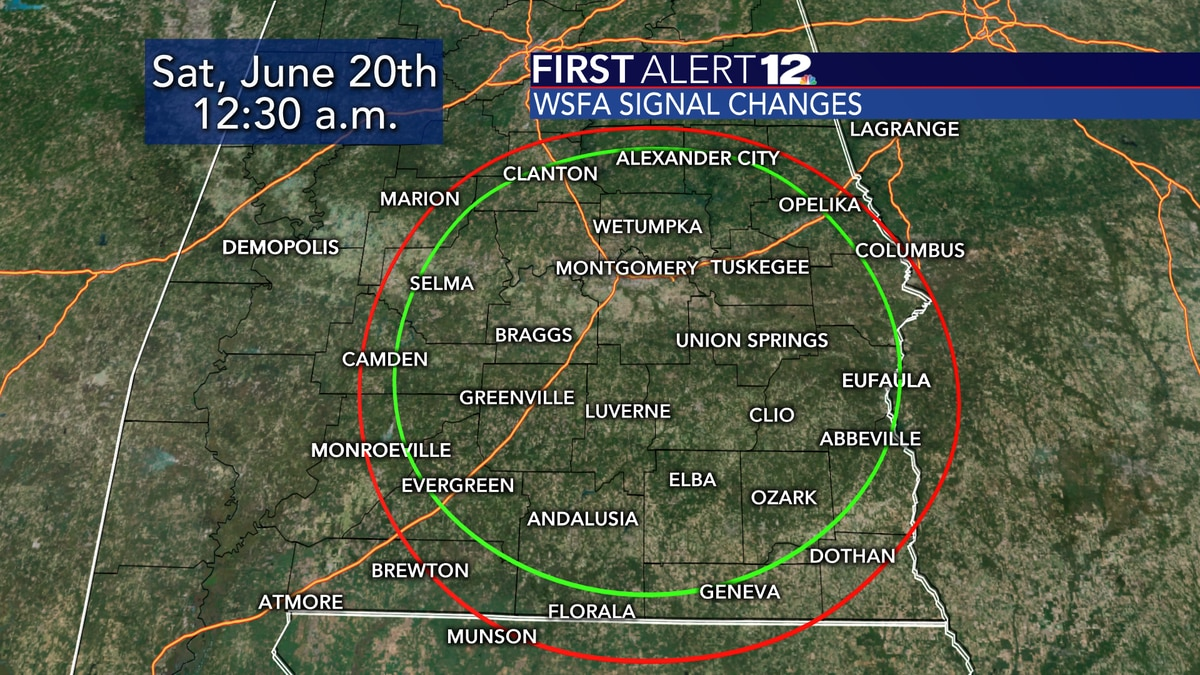 Watch WSFA with an antenna? We have important information for you