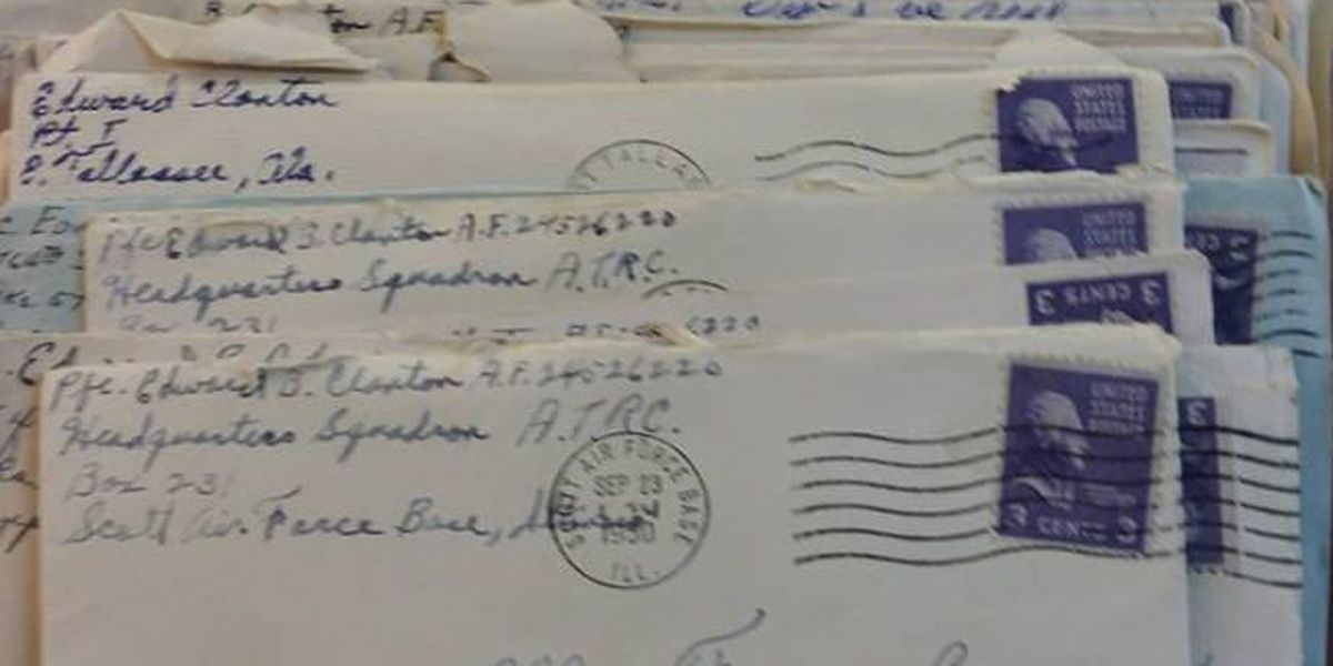 Family found after viral post tells of dozens of old letters to AL woman