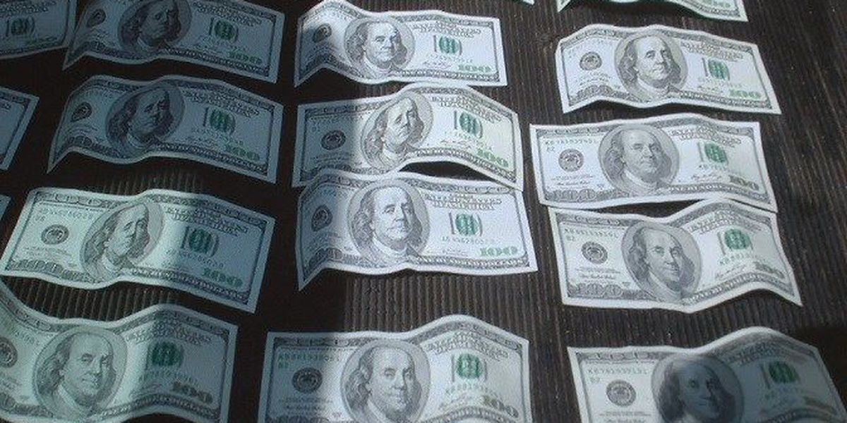 2 arrested after fake $100 bills bought on dark web used across Alabama