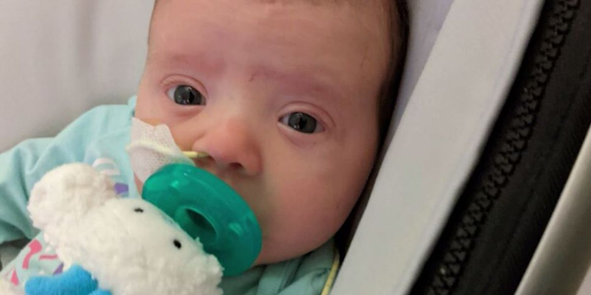 Mom uses CPR to save baby who stopped breathing during heart attack