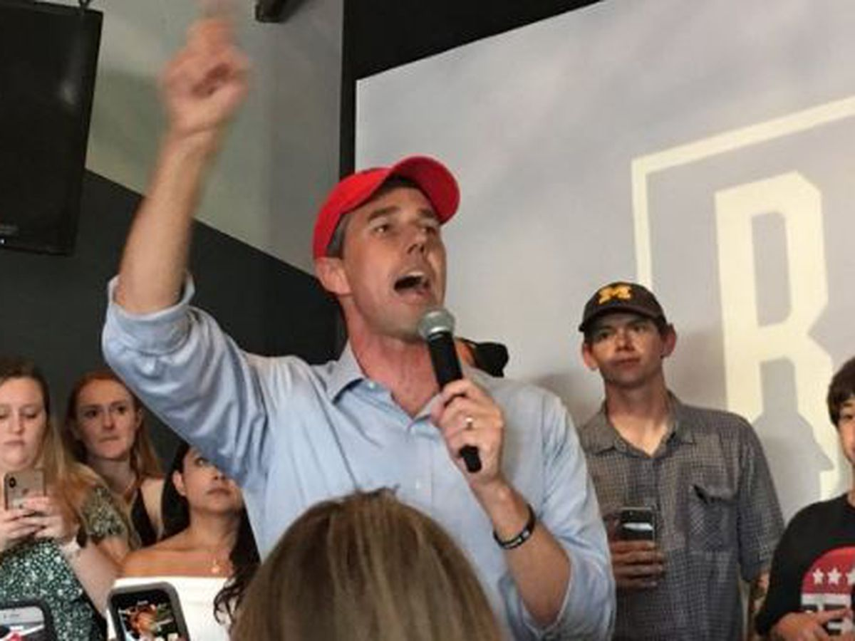 Presidential candidate Beto O'Rourke coming to Montgomery