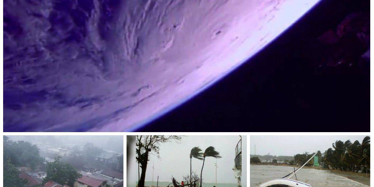 SLIDESHOW: Hurricane Maria hits Caribbean