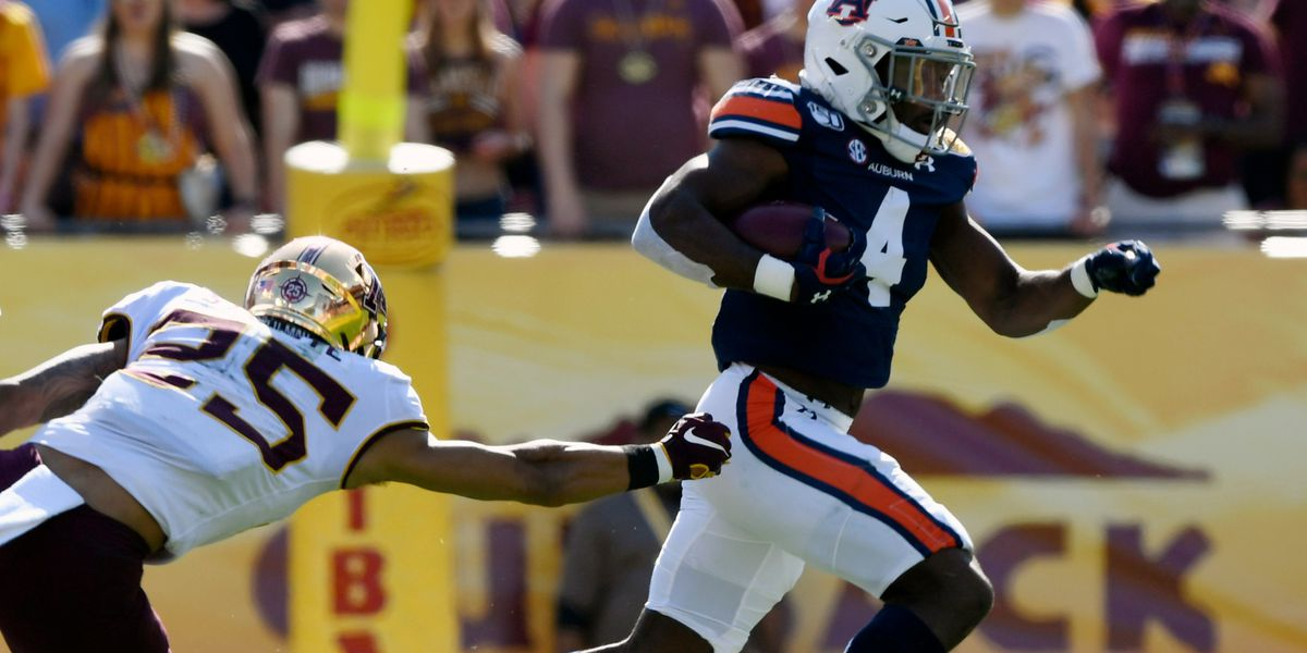 No. 12 Auburn falls to No. 18 Minnesota in Outback Bowl