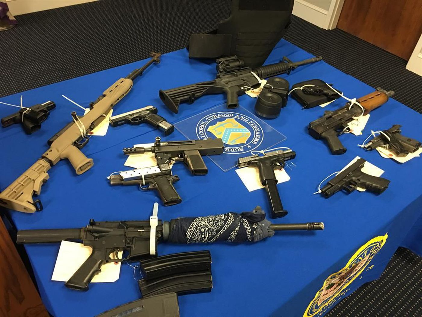 15 in River Region indicted for federal gun crimes