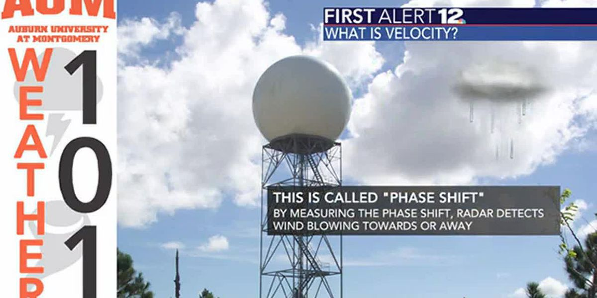 Weather 101: What is radar velocity?