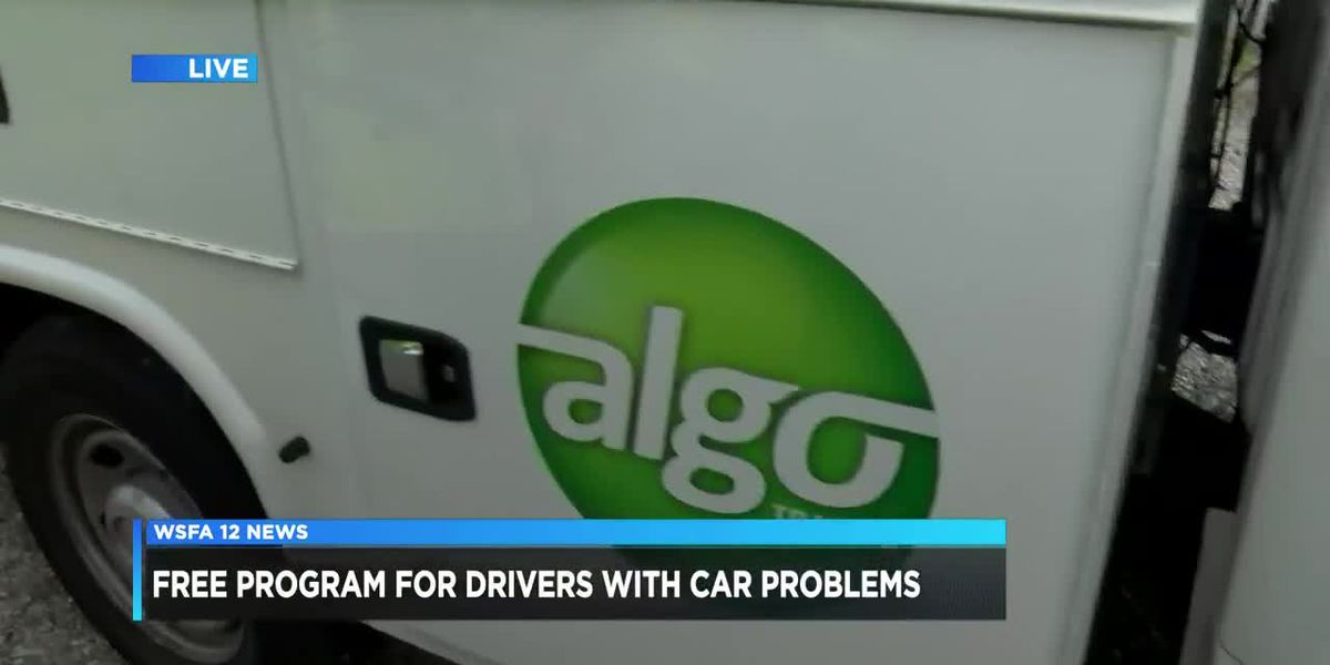 Free program for Alabama drivers with car problems