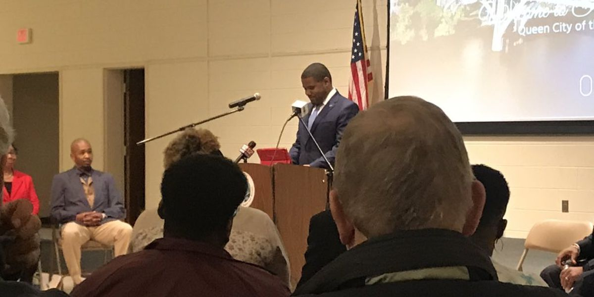 Selma mayor gives passionate State of the City address