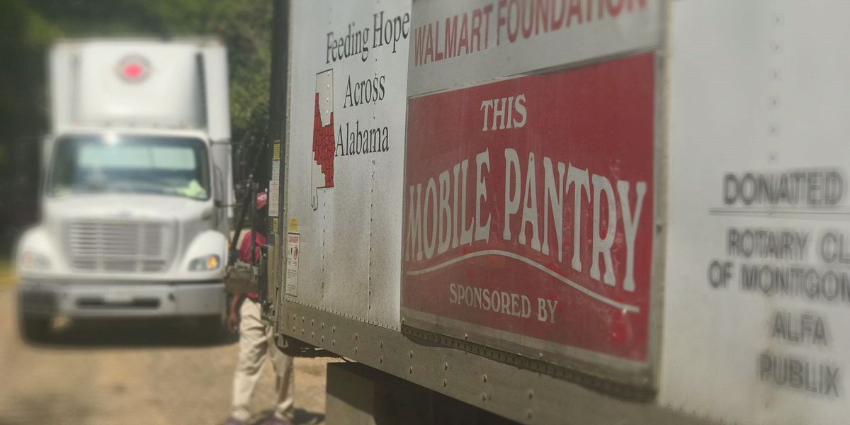 Montgomery Area Food Bank teams up with Walmart to eliminate food waste