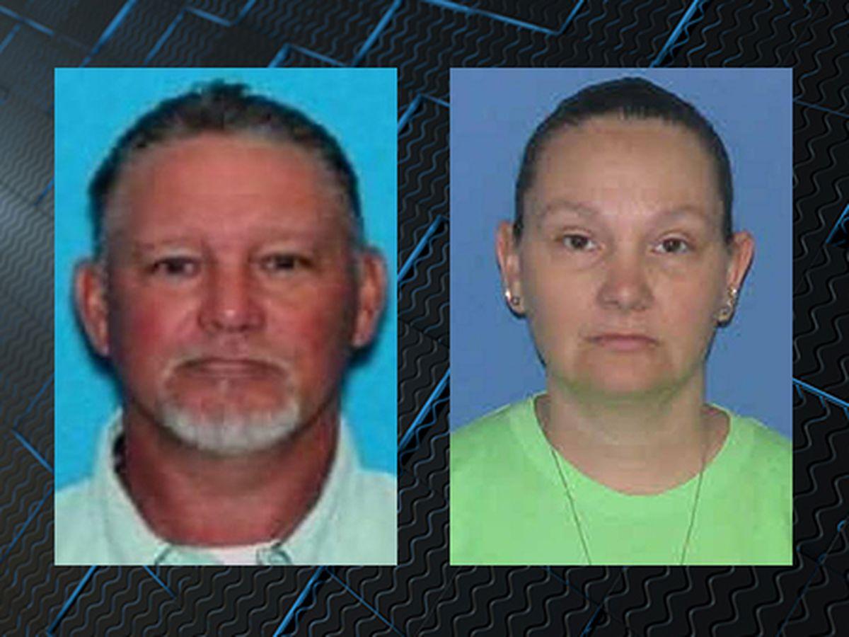 Danville triple murder suspect, accomplice arrested