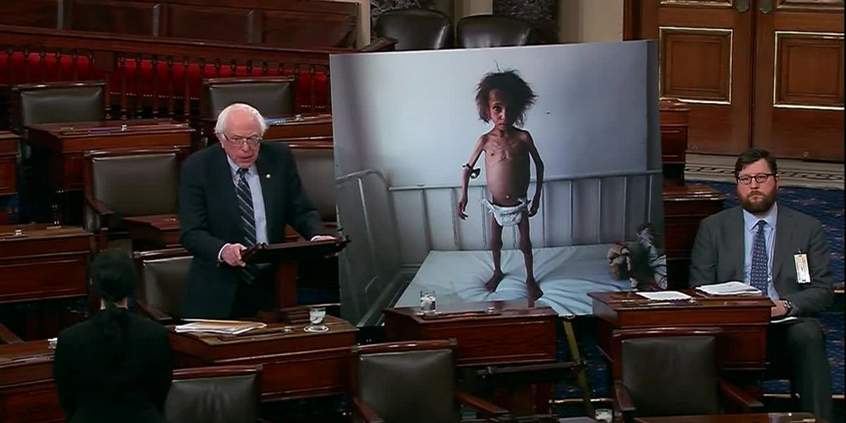 Yemen war raises ire of Senate