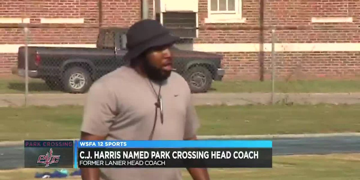 Park Crossing names C.J. Harris head football coach