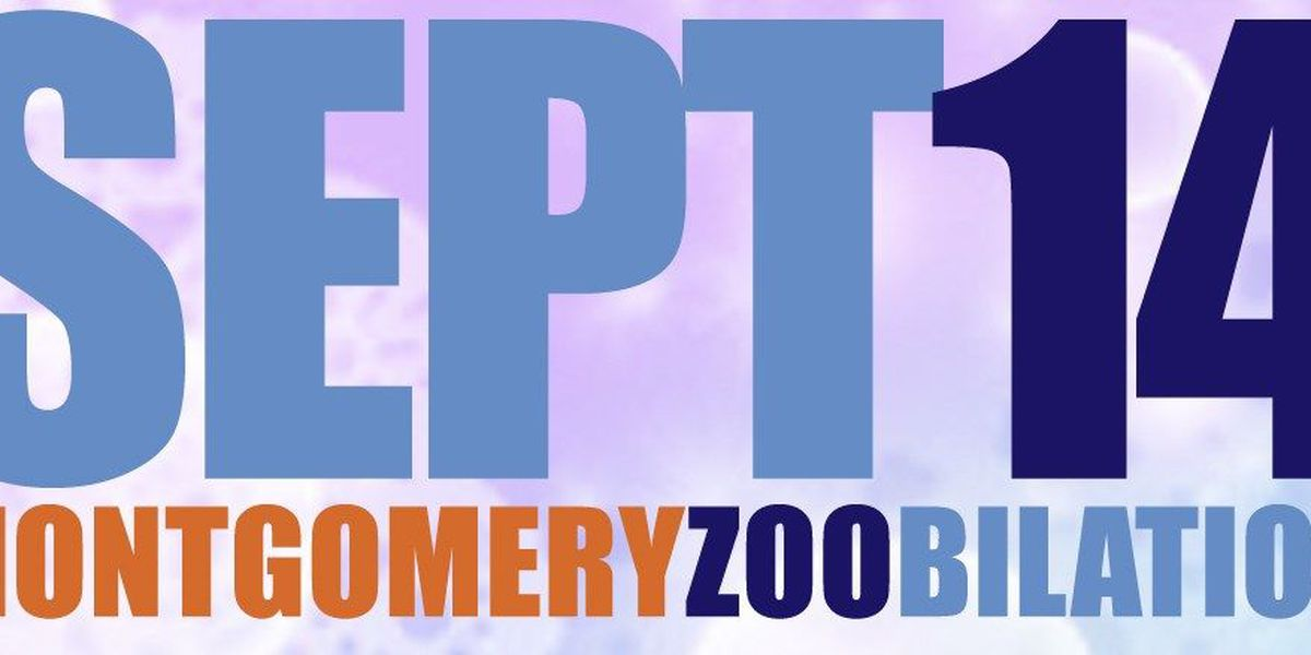 Montgomery Zoo's annual Zoobilation to be held Thursday