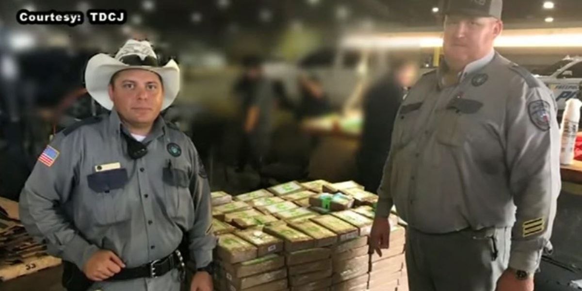 Prison guards find $18 million worth of cocaine inside boxes of donated bananas