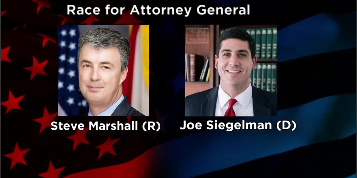 Steve Marshall wins Alabama attorney general's race