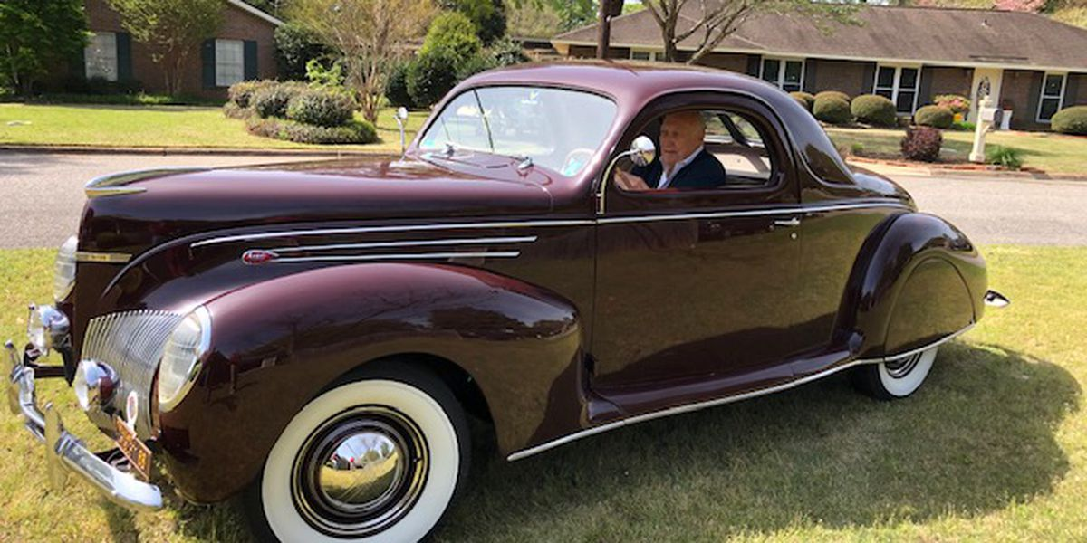County Road 12: Prattville man rides in style in 1939 Zephyr