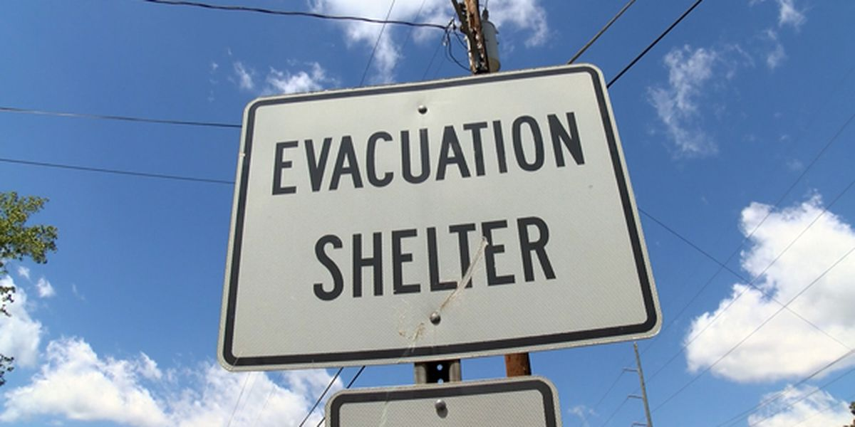 Evacuees head to Alabama ahead of Michael