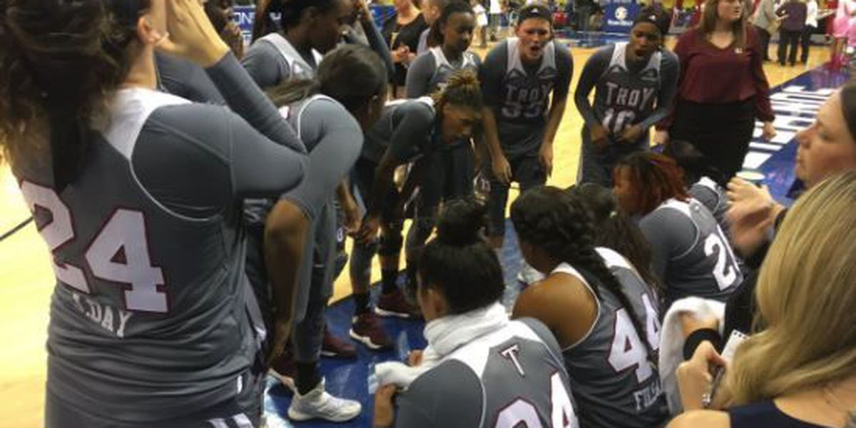 Troy women's basketball team, Sun Belt champions, advances to NCAA tournament