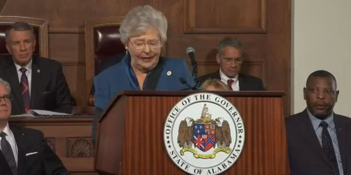 Gov. Kay Ivey gives 2020 State of the State address