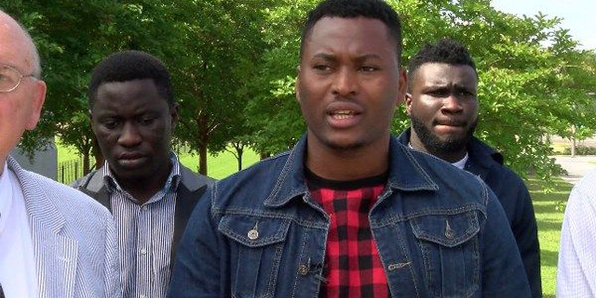 Group of Nigerian students suing ASU