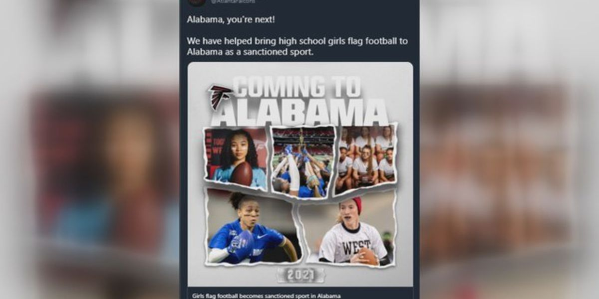 AHSAA sanctions girls flag football as 27th high school sport
